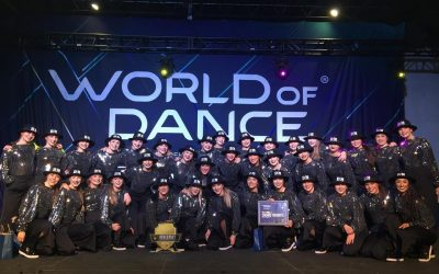 DM Nation remporte World of dance New Jersey 2018
