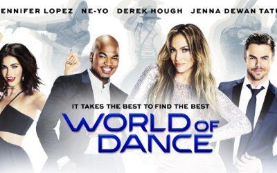 Les FLIP sur la prochaine saison de WORLD OF DANCE – NBC