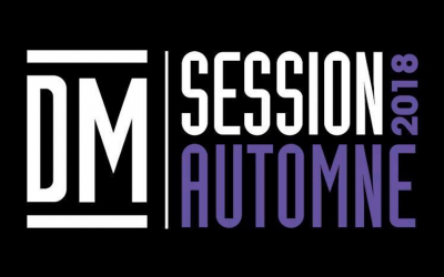 Session Automne 2018 – Inscriptions et Auditions