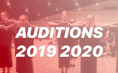 Auditions 2019-2020