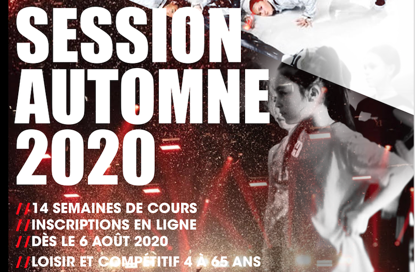 Session Automne 2020
