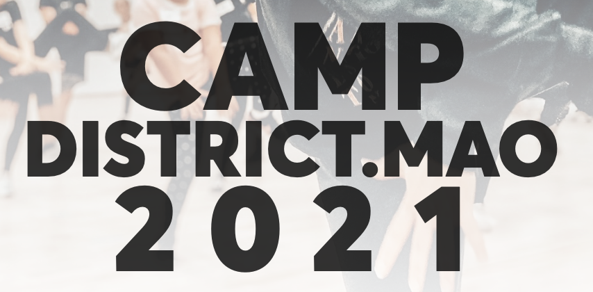 Camp District.Mao 2021